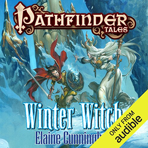 Winter Witch audiobook cover art