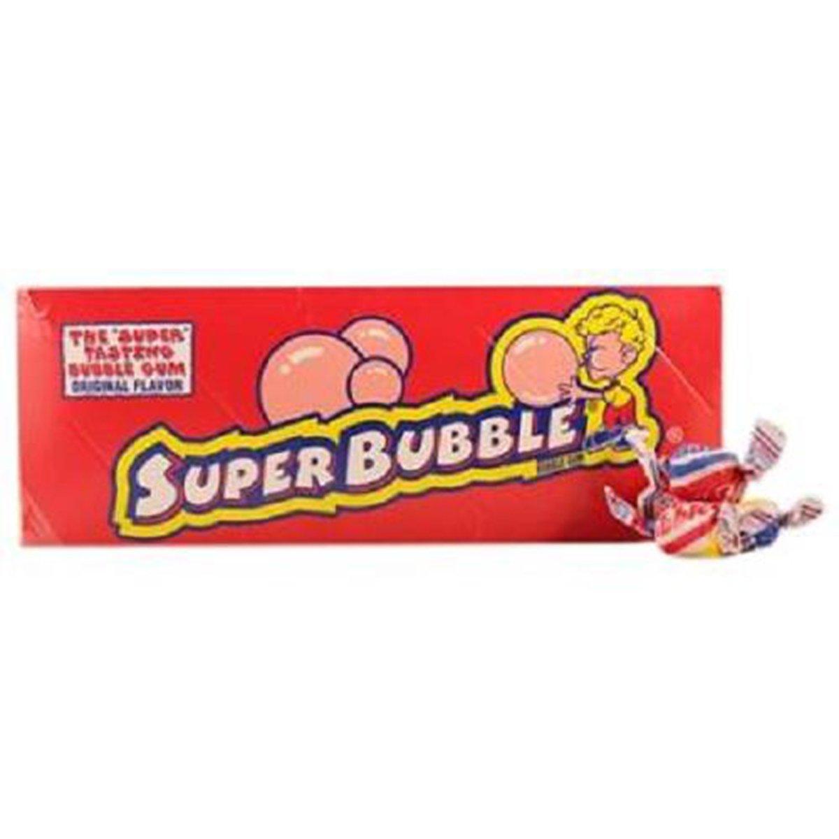 Super Bubble, Bubble Gum Original, Count 300 - Gum / Grab Varieties & Flavors