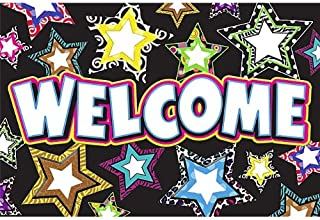 Teacher Created Resources Fancy Stars Welcome Postcards (5225)
