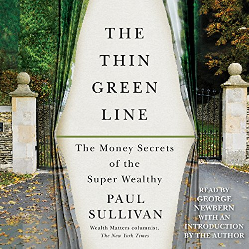 The Thin Green Line Audiobook By Paul Sullivan, Paul Sullivan - introduction cover art