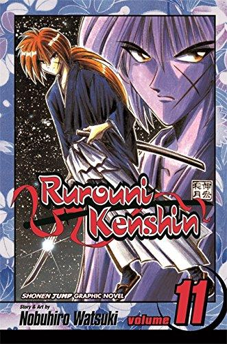 Rurouni Kenshin Volume 11