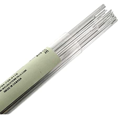 Blue Demon ER312 X .035 X 36 X 10LB Box stainless steel TIG welding rod
