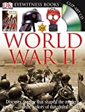 Image: DK Eyewitness Books: World War II | Hardcover: 72 pages | by Simon Adams (Author). Publisher: DK Children; Pck Har/CD edition (June 25, 2007)