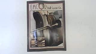 Emcor E-9993 Ball Screw Assembly 95M E-9993