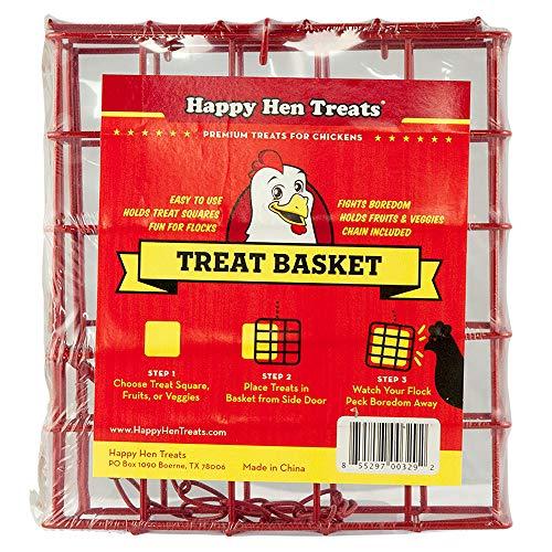 Happy Hen Treats Treat Square Basket