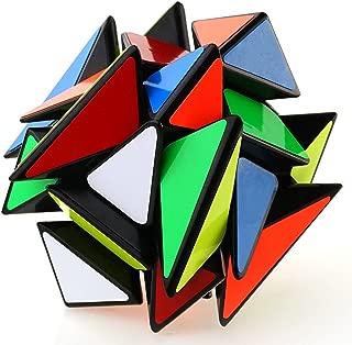 Skewb Twisty Speed Cube Magic Cube Puzzle Toy Black