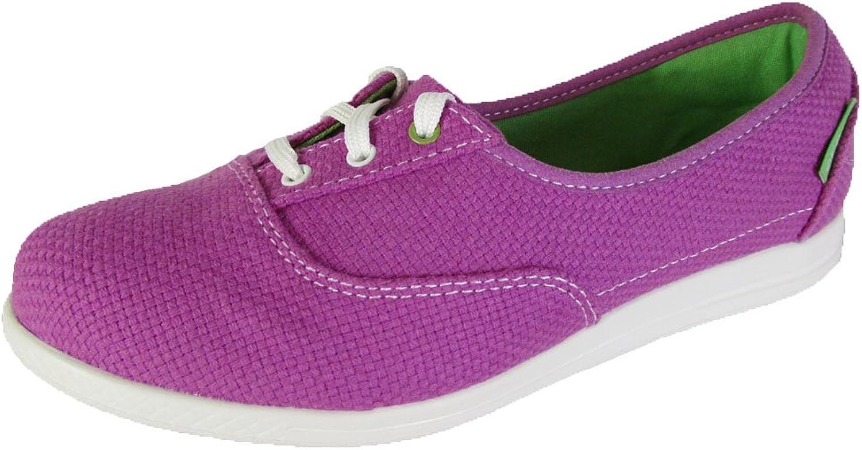 Crocs Womens LoPro Short Vamp Canvas Plim Sneaker shoes