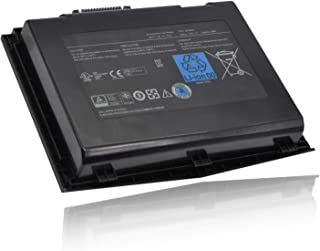 CQCQ BTYAVG1 Compatible Battery Replacement for for Dell Alienware M18X R1 R2 R3 R4 M17X R5 R6 2F8K3 X7YGK Laptop (14.8V 96Wh)