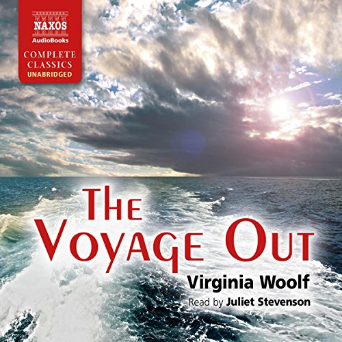 The Voyage Out audiobook cover art