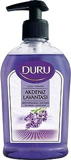 Duru Çiçek Terapisi Akdeniz Lavantası Sıvı Sabun, 300 ml
