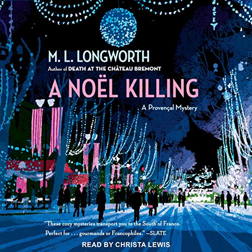 A Noel Killing audiobook cover art