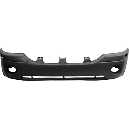 Front Upper BUMPER COVER Textured for 2003-2015 Chevrolet 2003-2015 GMC