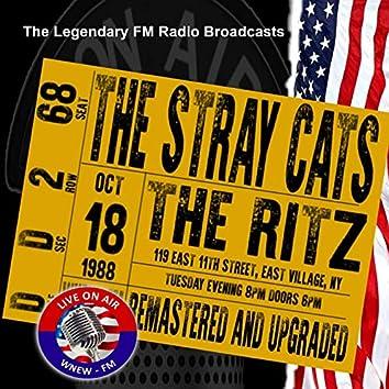 Legendary FM Broadcasts - The Ritz, East Village  NY 18 October 1988