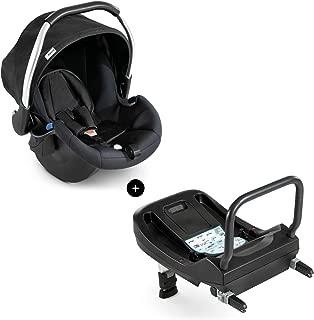 wie Maxi Cosi etc DOOKY Universal-Schonbezug für Babyschale 0//0 SILVER STARS
