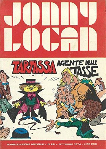 Jonny Logan - Tartassa agente delle tasse (Italian Edition)