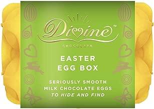 Divine Chocolate Six Golden Easter Eggs Box 120g