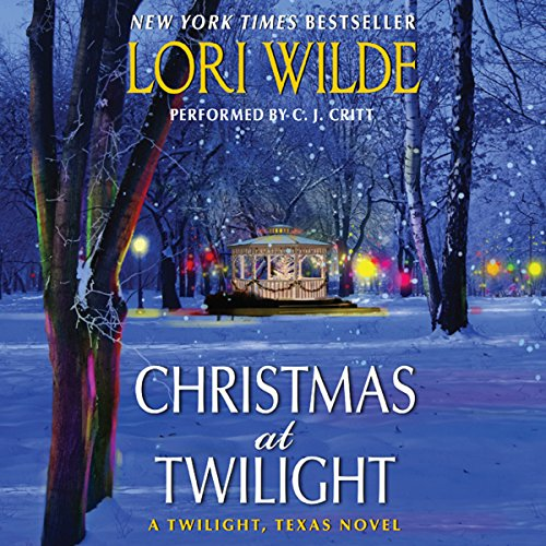 Christmas at Twilight  audiobook cover art
