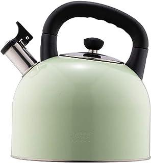 SQL en Acier Inoxydable Sifflement Kettle Bouilloire épaississement de Grande capacité à Induction à Induction gaz de gaz ...