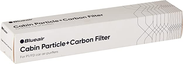 Blueair -PF1 - Filter For Cabin Air Purifier, Particle + Carbon Fiter,Grey.