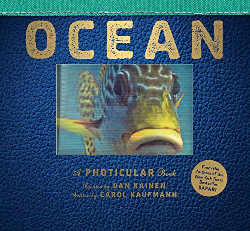 Ocean: A Photicular Book (Photicular Books - Animal Kingdom)