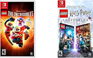 Lego Disney Pixar's The Incredibles - Nintendo Switch & Lego Harry Potter: Collection - Nintendo Switch