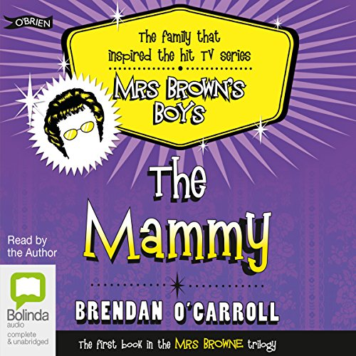 The Mammy audiobook cover art