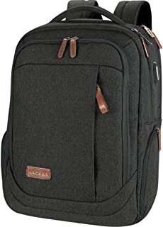 KROSER Laptop Backpack Large Computer Backpack Fits up to 17.3 Inch Laptop with USB Charging Port Water-Repellent School T...