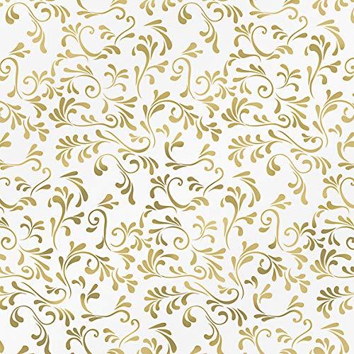 Transparentpapier 'Roma' Gold