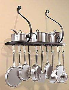 VDomus Kitchen Wall Rack
