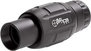 Sun Optics USA Electronic 3 x Magnifier Sighting Device