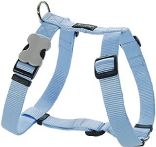 Red Dingo Classic Dog Harness, Large, Light Blue