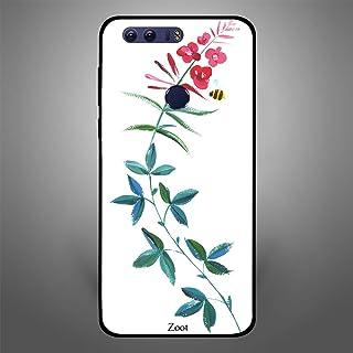 Huawei Honor 8 Leaves Green Red
