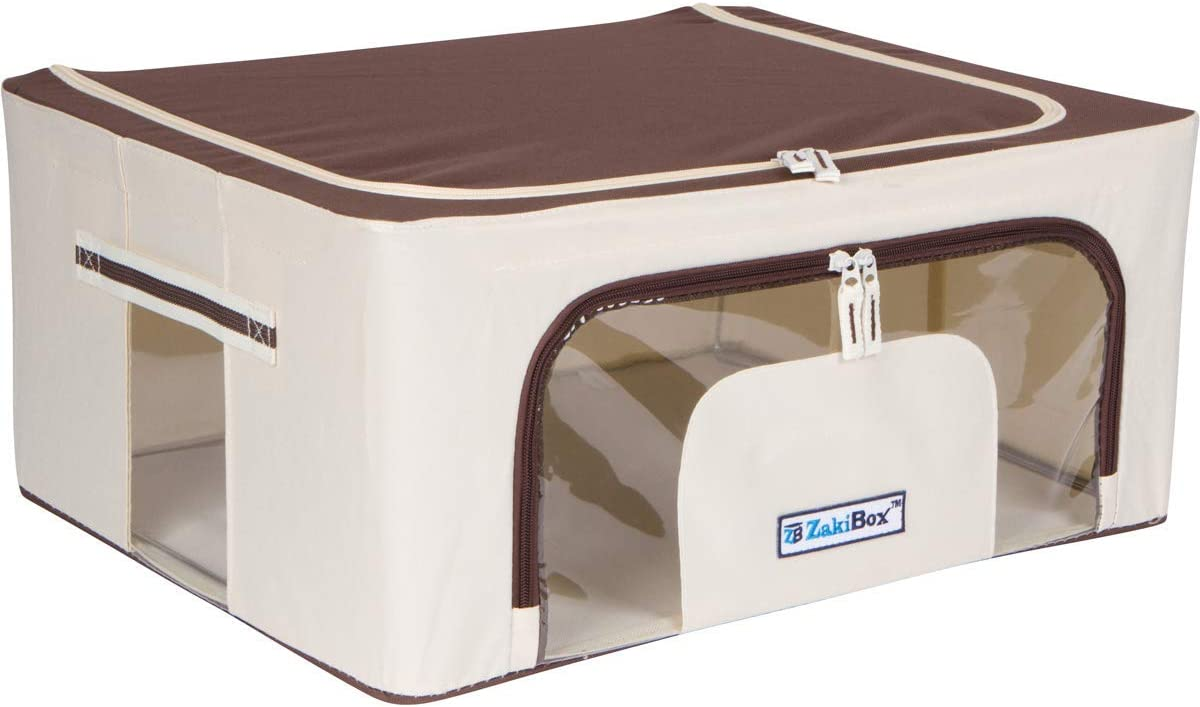 ZAKI BOX Al sold out. Closet Organizer Storage Breathable C SEAL limited product Box Anti-Mold