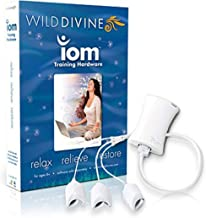 Patented Iom Feedback Hardware and Finger Sensors, byThe Wild Divine (Software Not Included)