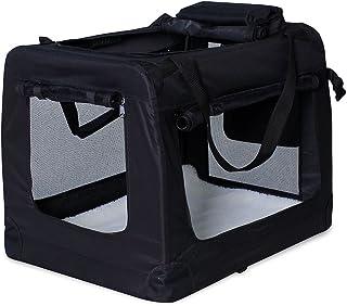 comprar comparacion dibea Transportín para Perros Bolsa transportín para Perros Transportín Plegable Autobox Bolsa para Animales pequeños (60x...