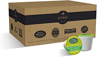 Green Mountain Coffee, Island Coconut K-Cup Portion Pack for Keurig Brewers, 50 count