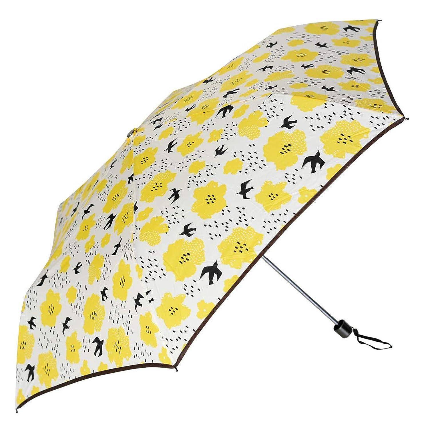再生可能正確なビリーヤギ雨傘 折りたたみ傘 6本骨 コンパクト 軽量 スリムタイプ
