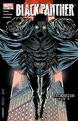 Black Panther (1998-2003) #62 (English Edition)