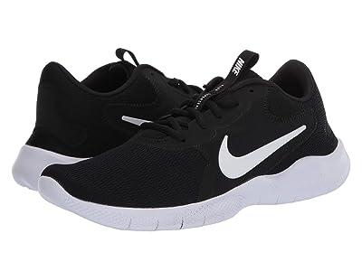 Nike Flex Experience Run 9 (Black/White/Dark Smoke Grey) Women