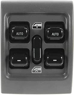 Dash Mounted Gray Power Master Window Switch for 01-05 Chrysler PT Cruiser