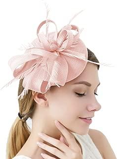 Best pink tea party hat Reviews