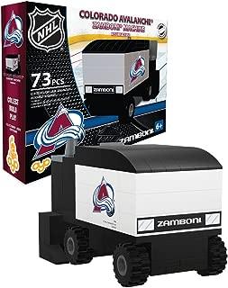 OYO Sports NHL Buildable Zamboni Colorado Avalanche