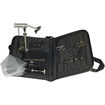 Scientific Anglers 099413 Deluxe Fly Tying Kit