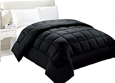 Legacy Decor Down Alternative Full/Queen Size Comforter, Hypoallergenic Anti-dust mite Anti