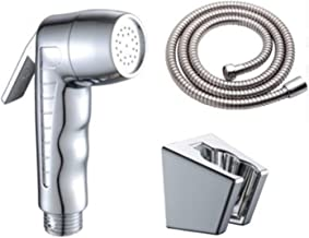 Bidet Accessoires Bidet Douche Hoofd Set Hand Held Bidet Spuit Silver Water Jet Toilet Kraan Spray For Badkamer Accessoire...