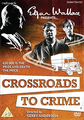 Edgar Wallace Presents: Crossroads to Crime [DVD] [UK Import]