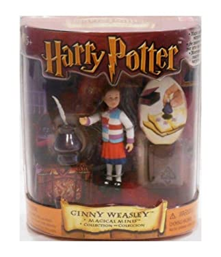 Ginny Weasley Magical Minis Harry Potter