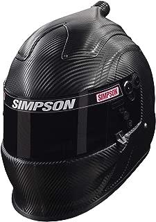 Simpson 662758C Carbon Fiber Air Inforcer Vudo 2015 7 5/8