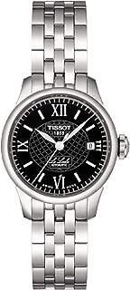 Women's T41118353 Le Locle Stainless Steel Bracelet Watch