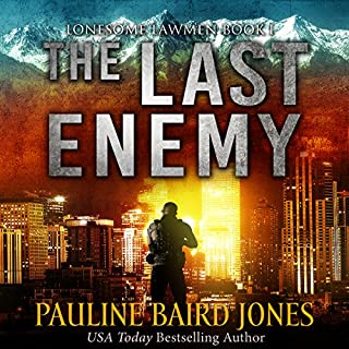 The Last Enemy audiobook cover art